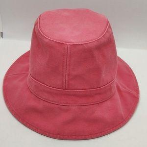 GAP Pink Bucket Hat Size S/M